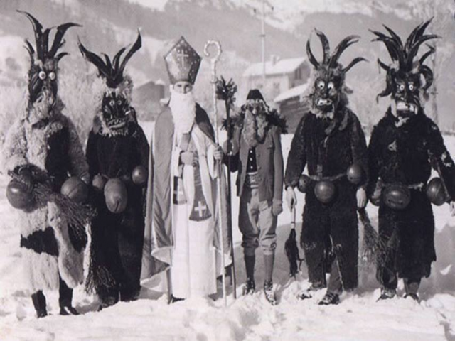Annual Krampus Costume Party with Ghoul a Go Go