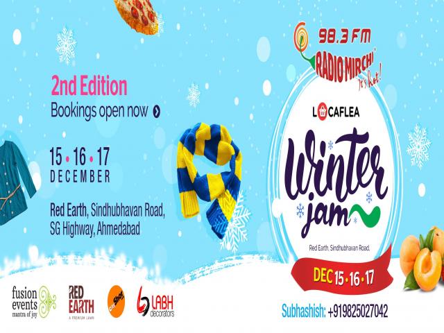 Radio Mirchi 98.3 FM Locaflea - Winter Jam - The Flea Market