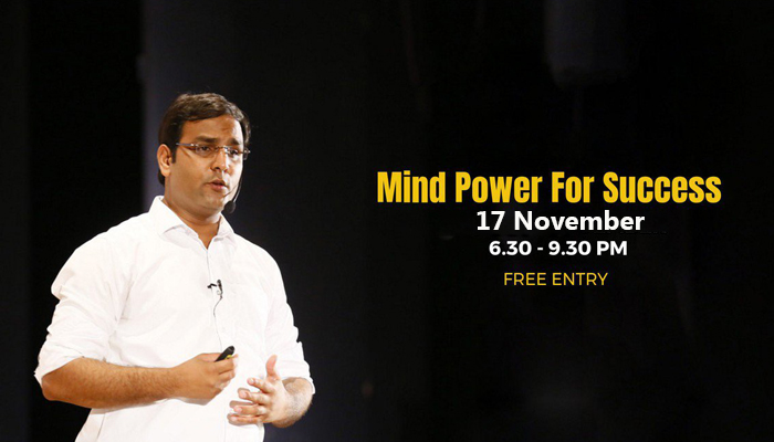 MIND POWER FOR SUCCESS -Deccan