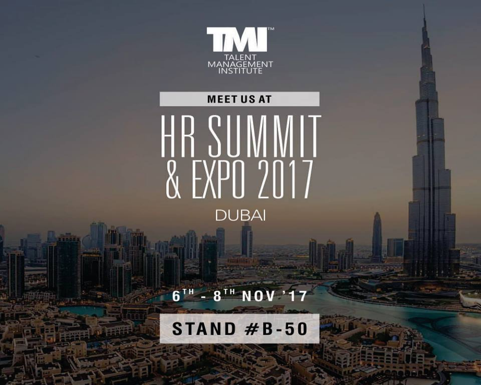 HR Summit and Expo 2017, Dubai