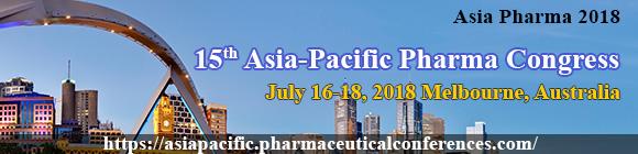 15th Asia-Pacific Pharma Congress