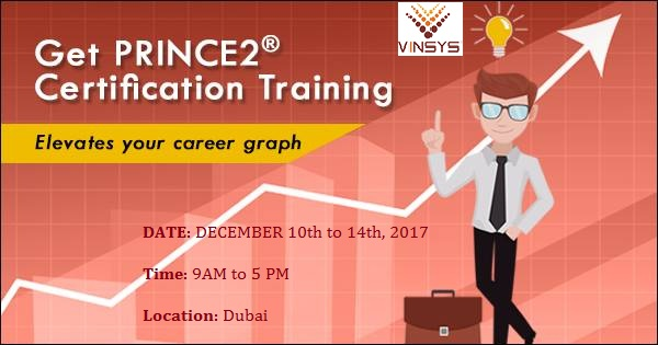 PRINCE2 Foundation & Practitioner Certification Training in Dubai