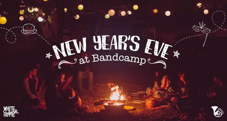 New Year's Eve at BandCamp