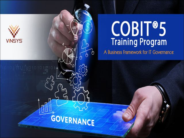 COBIT 5 Foundation Certification | COBIT 5 Training | Vinsys