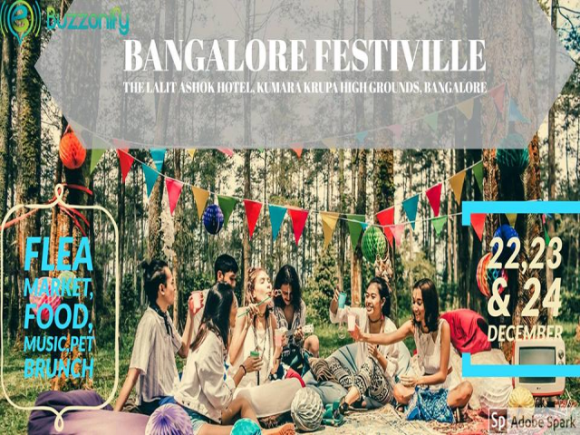 Bangalore Festiville Christmas Edition