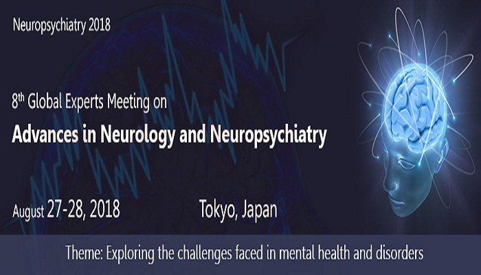 8th Global Experts Meeting on Advances in Neurology and Neuropsychiatry