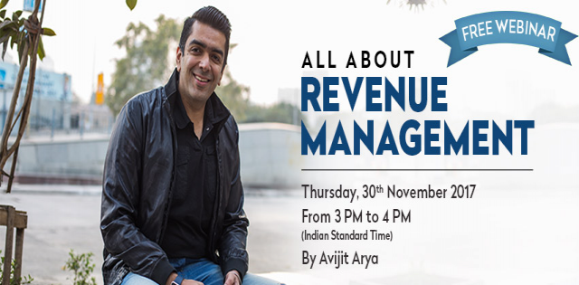 Free Webinar - All about Revenue Management