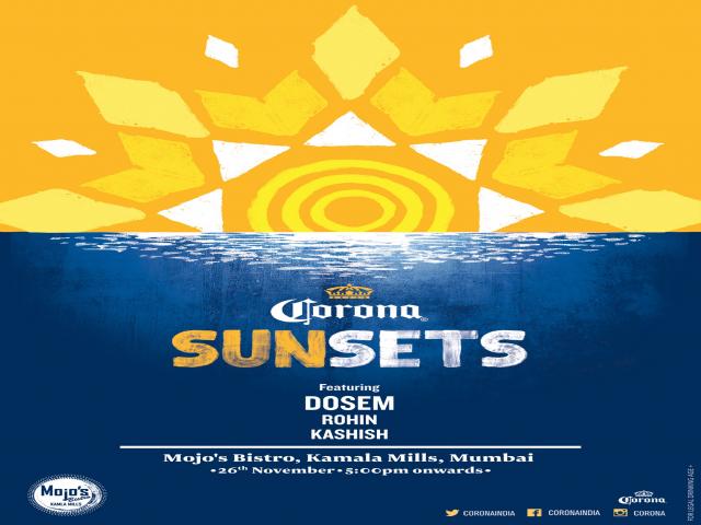 Corona Sunset Session