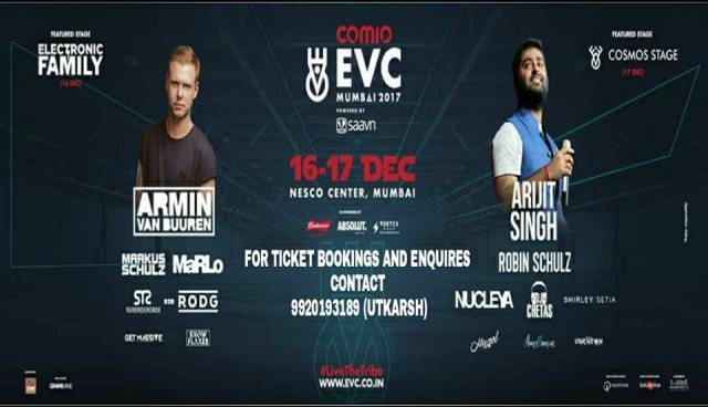EVC 2017 : Enchanted Valley Carnival