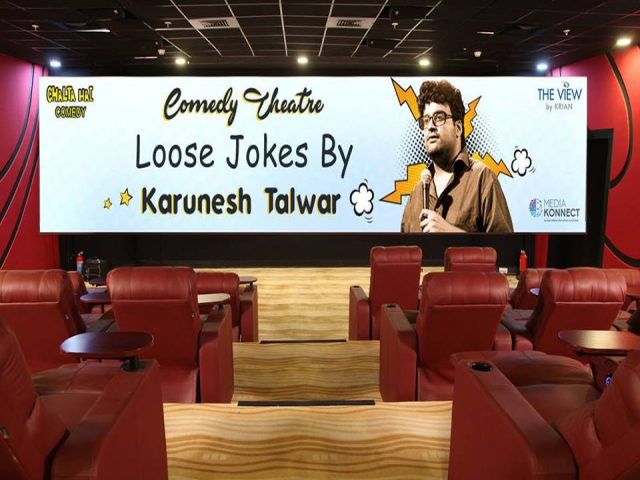 Comedy Theatre - Loose Jokes by Karunesh Talwar