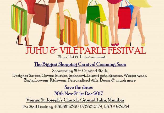 Juhu and Vile Parle Festival