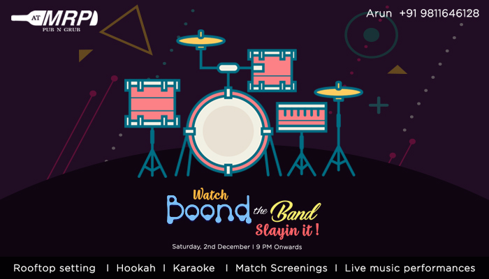 Watch Boond The Band Slayin It
