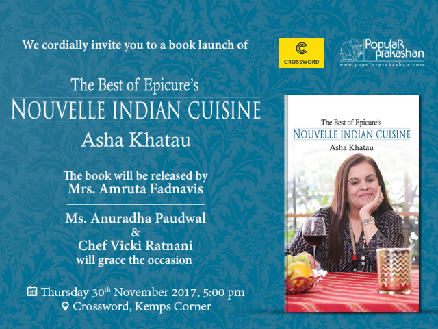 Book Launch at Crossword Bookstores