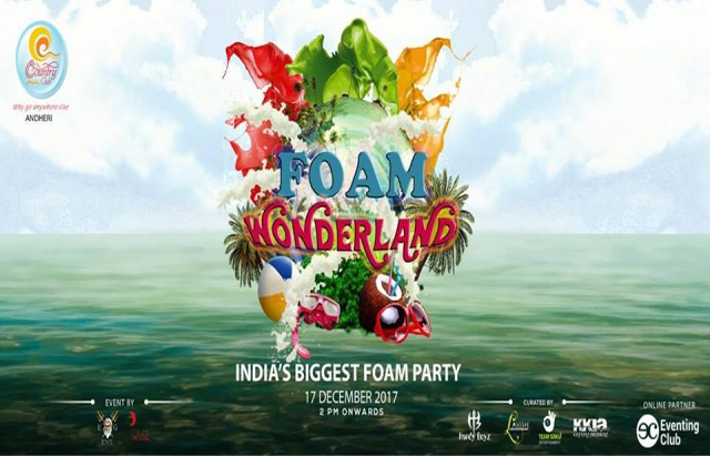 India's Biggest Foam Party @ MUMBAI 9004573102