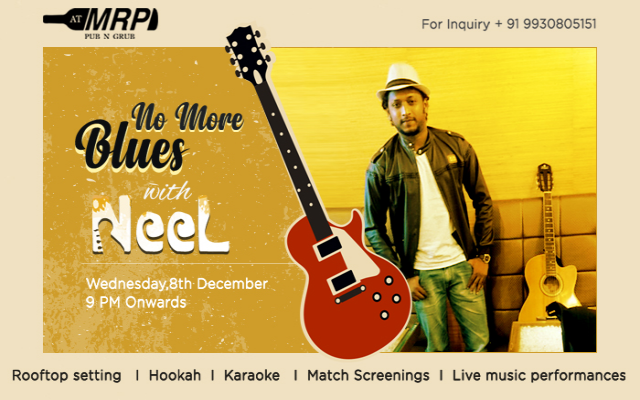 No More Blues With Neel