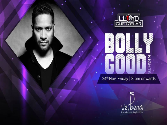 BollyGood with DJ Lloyd Gueizelar