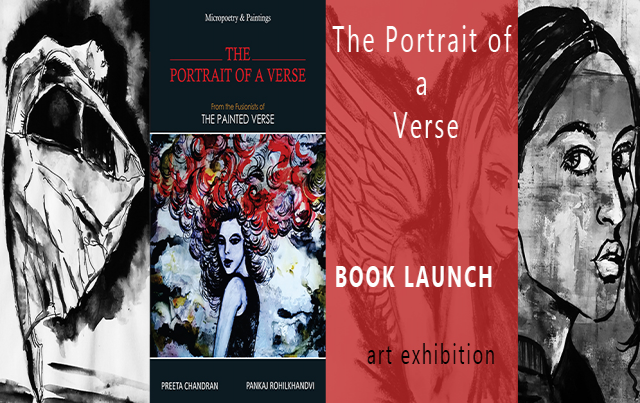 Book Launch of The Portrait of a Verse and Exhibition