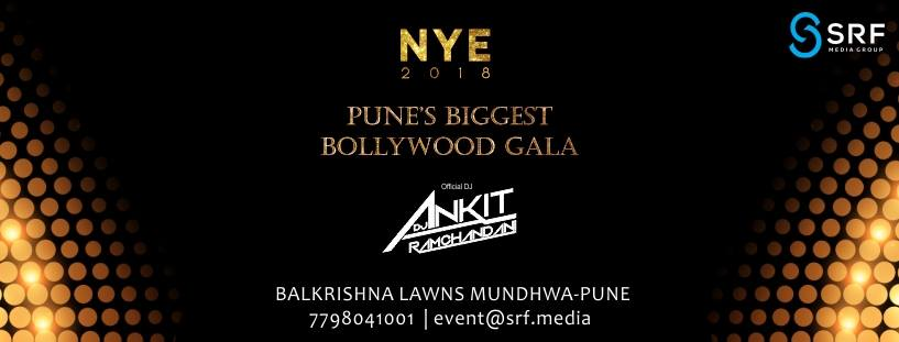 NYE Pune's Biggest Bollywood Gala