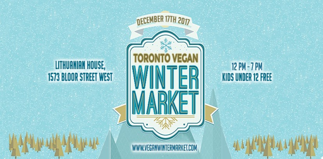 Toronto Vegan Winter Market 2017