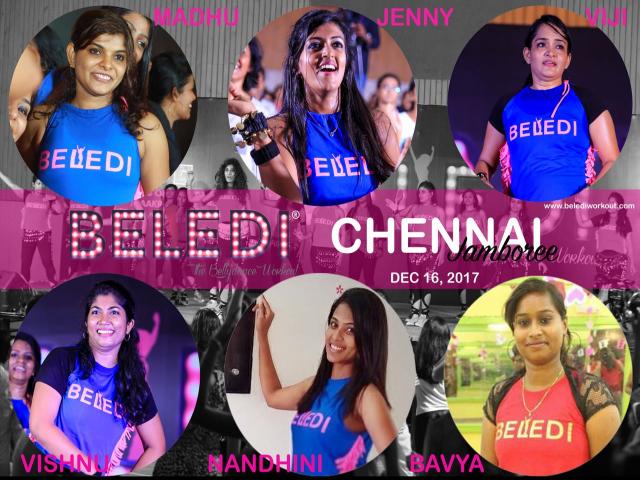 BELEDI-Chennai- JAMBOREE (Ladies Only event)