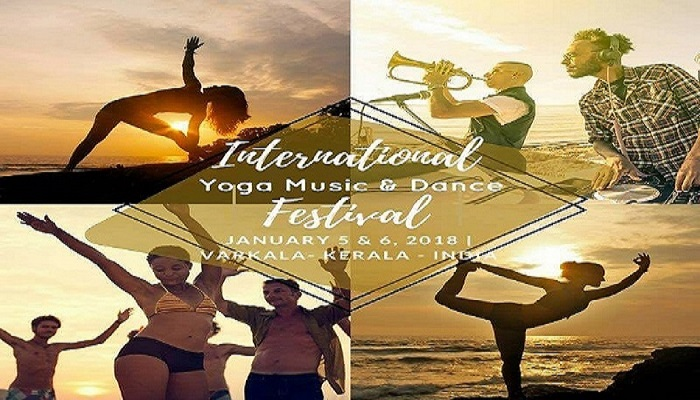 International Yoga Dance and Music Festival