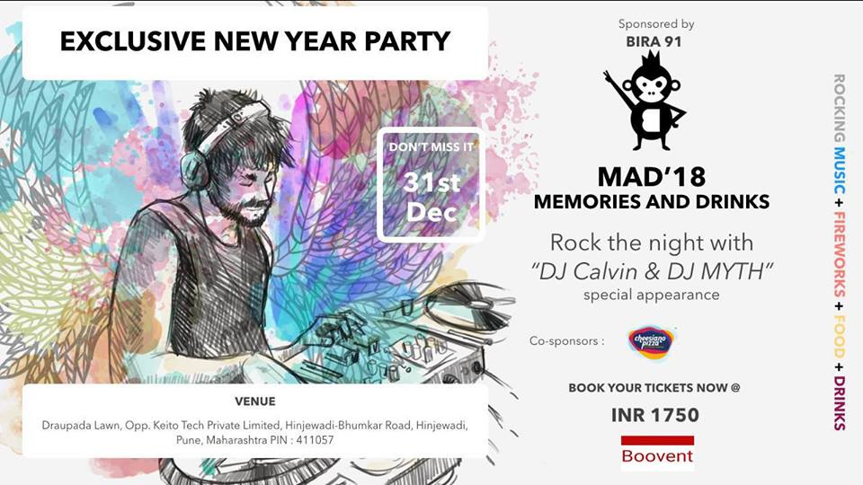 Mad 2018 (Memories And Drinks)