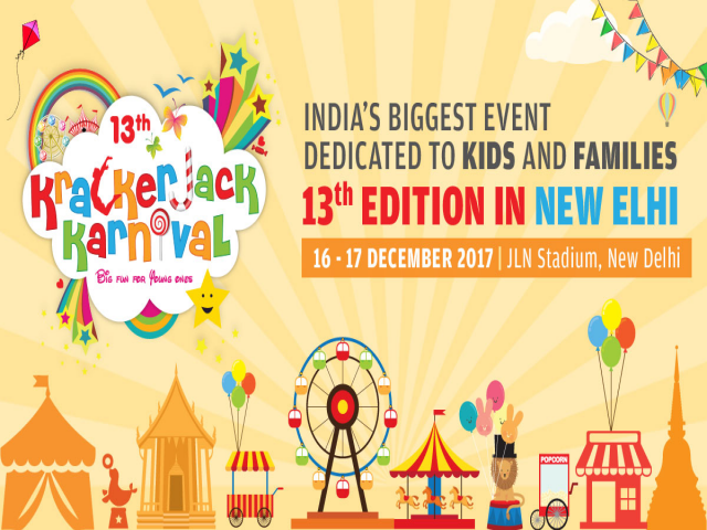 13th Krackerjack Karnival Delhi