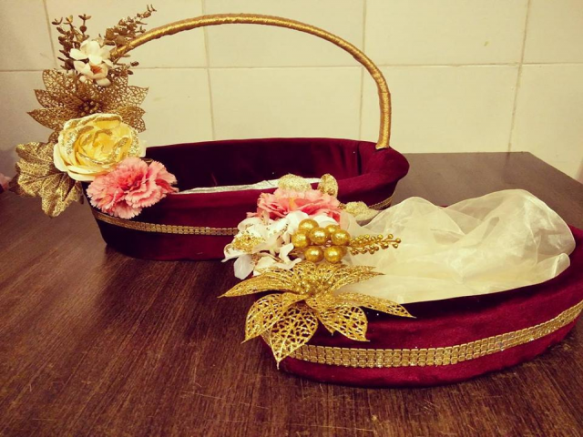 Gift Wrapping & Trousseau Packing Workshop