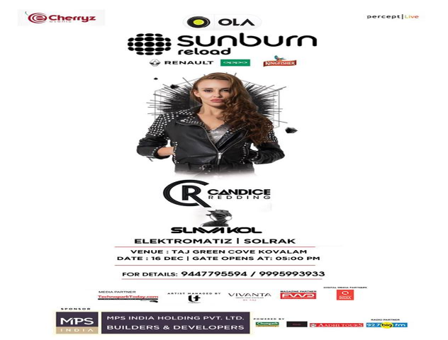 Sunburn is coming back | Trivandrum
