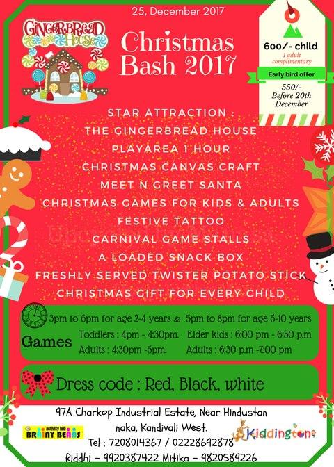 Christmas Bash 2017