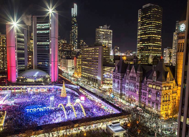 New Years Eve 2018 Toronto