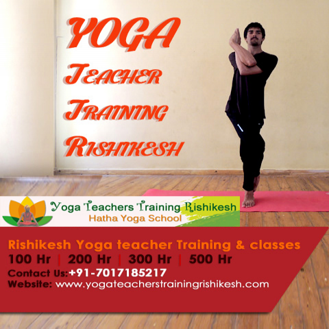 Residential Yoga Teacher Training Program in Rishikesh