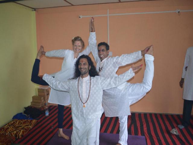 200 Hours YTT in Rishikesh | Mahi Yoga Centre