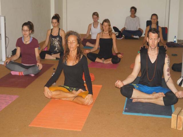200 Hours Yoga Teacher Training in Rishikesh | Siddhi Yoga