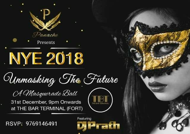 A MASQUERADE BALL- Unmasking The Future.