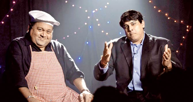 Phoenix Marketcity Pune to host Stir Krazy The Biggest Food Comedy Show