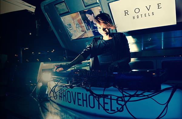 NYE Party at Rove Downtown - Watch The Burj Khalifa Show