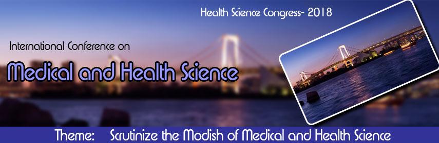 Health Science Congress- 2018