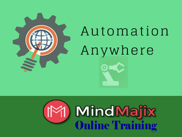 Learn Online Automation Anywhere Training Free Certification Course