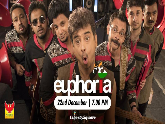 Euphoria Live at Phoenix Marketcity Pune | 22nd December | 7:00 pm