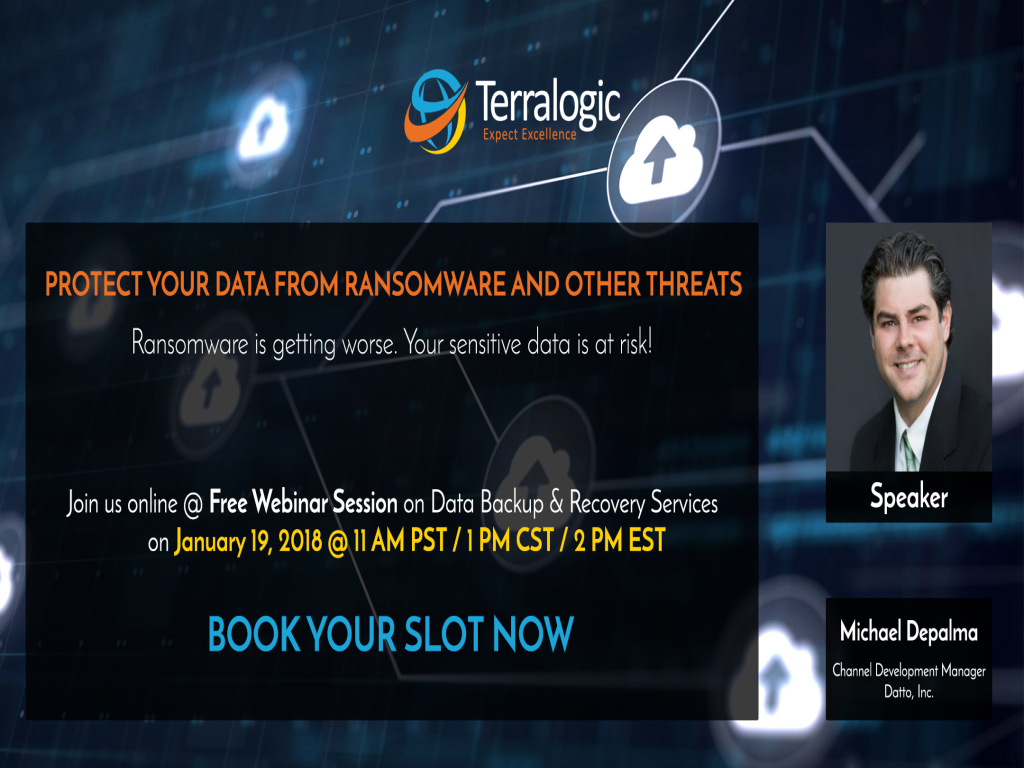 Protect Your Data from Ransomware and Other Threats