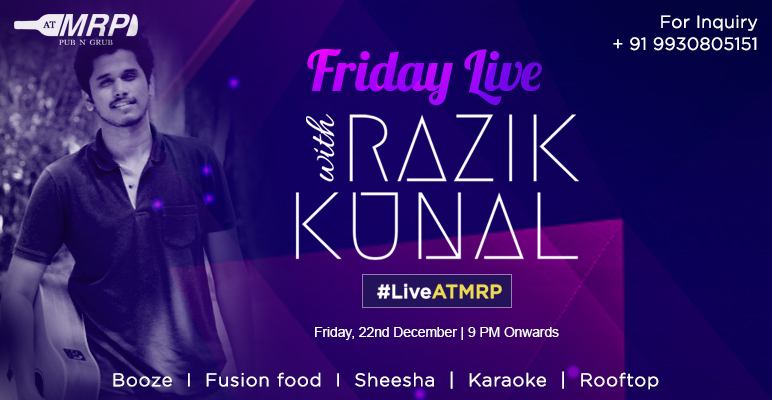 Friday Live With Razik Kunal