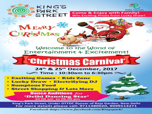 Christmas Carnival 2017