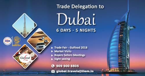 Explore Dubai Gulfood For Business