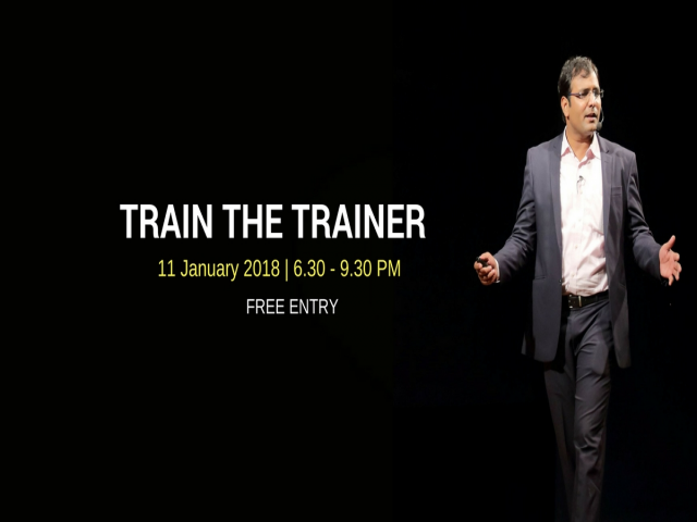 Train The Trainer by BSR