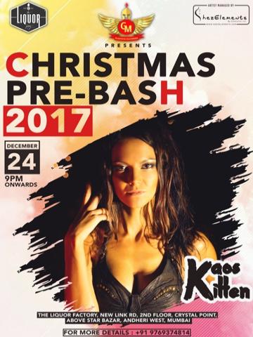 Christmas Eve Pre Bash 2017