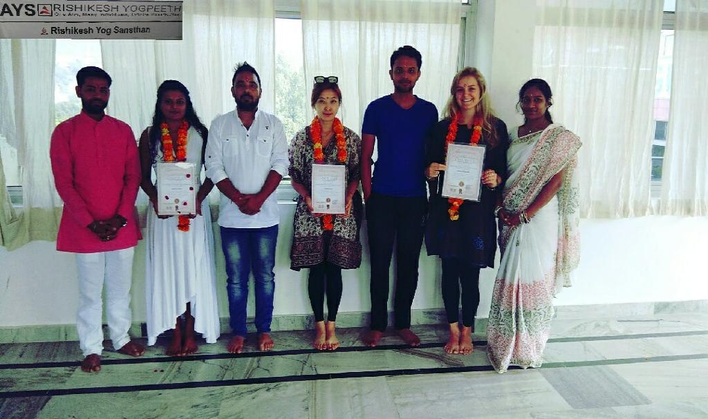 100 Hour Yoga Teacher Training Course In Rishkesh