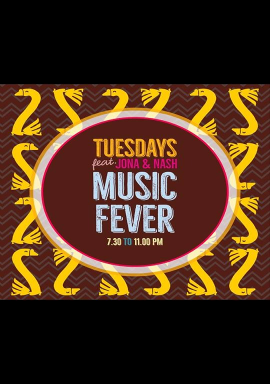 Music Fever@the Lazy Goose 26th Dec