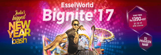 EsselWorld Bignite 2017