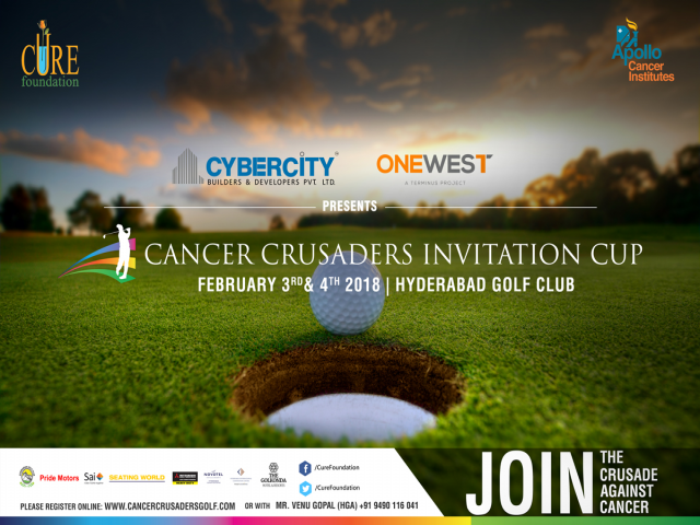 CANCER CRUSADERS INVITATION CUP 2018